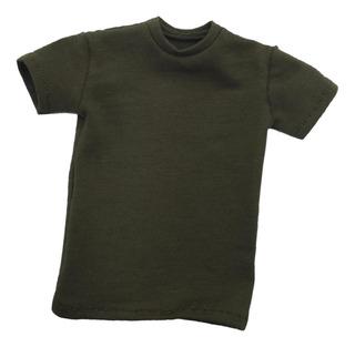 1:6 Camiseta Con Manga Corta Para 12 Pulgadas Figura De