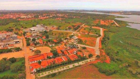 Terreno À Venda, 300 M², Condominio Vilas Do Lago, Financia - Lagoa Redonda - Fortaleza/ce - Te0146