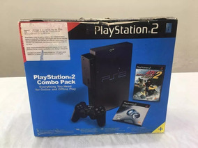 Playstation 2 Ps2 Combo Pack Completo