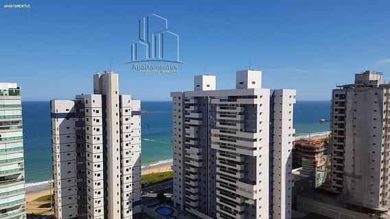 Apartamento 2 Quartos Para Venda Em Vila Velha, Praia De Itaparica - Sc1_2qc1