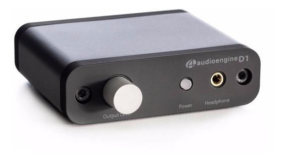 Convertidor Digital A Analogo Audioengine D1 24-bit