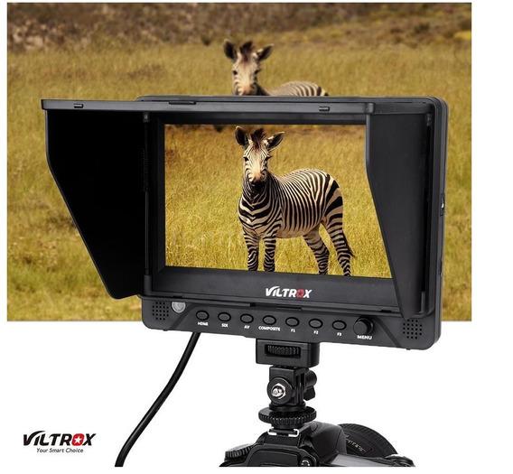 Monitor Lcd 4k Viltrox Dc-70ex Sdi E Hdmi Canon Sony Nikon