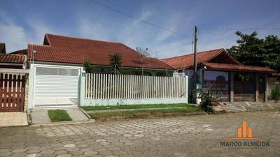 Casa Residencial À Venda, Grandesp, Itanhaém - Ca0116. - Ca0116