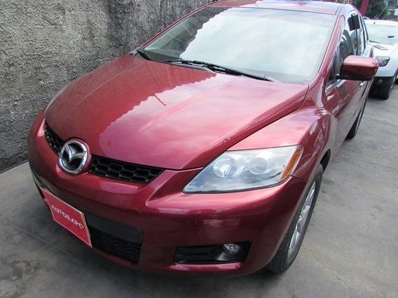 Mazda Cx7 Turbo Aut 2.4 Gasolina 4x4