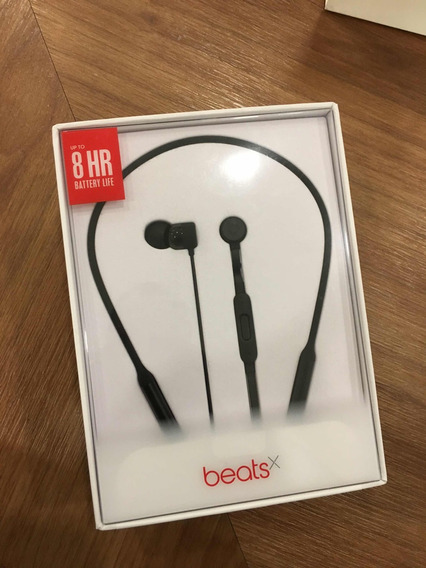 Fone Bluetooth Beats X Preto Original