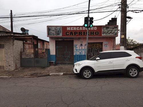 Casa Terrea, Jd. Veloso, Osasco, 1 Dorm - 6598