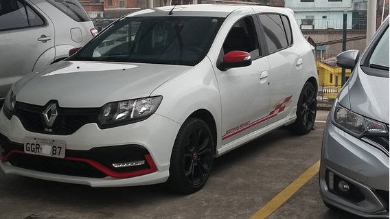 Sandero 2.0rs Racing Spirit Esportivo (não É Up,tsi,turbo)