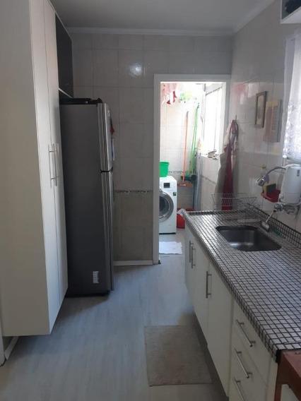 Apartamento Com 2 Dormitórios À Venda, 75 M² Por R$ 230.000,00 - Jardim Monte Alegre - Taboão Da Serra/sp - Ap5684