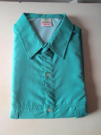 Camisas Tipo Columbia Para Caballero Talla M