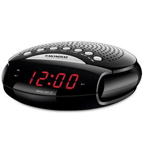 Rádio Relógio Mondial Sleep Star Rr 03 Am/fm Digital Bivolt