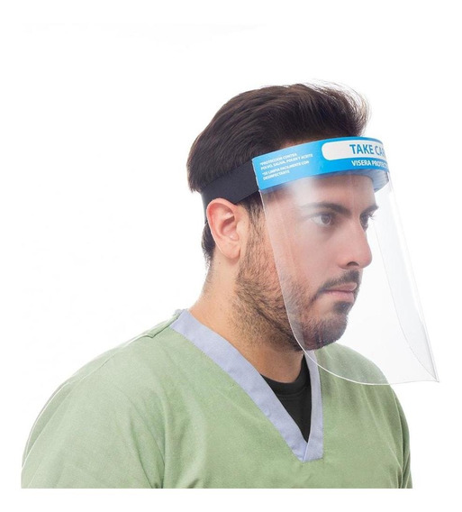 Careta Protectora Facial Reusable M100 - Novamedical