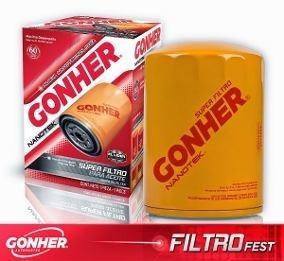 Filtro De Aceite Gonher Gp-14 Todos Los Modelos