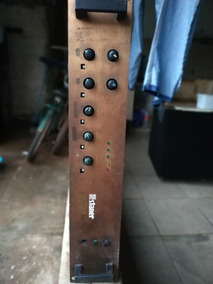 Amplificador Mixer Staner 200m Usado