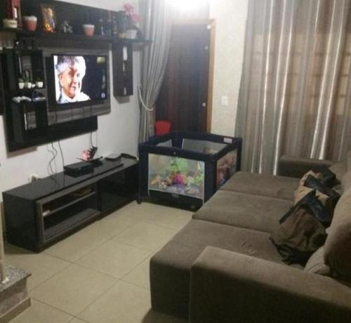 Imagem 1 de 24 de Sobrado À Venda, 90 M² Por R$ 375.000,00 - Vila Água Funda - São Paulo/sp - So0201