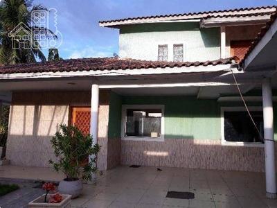 Casa Residencial Para Venda E Locação, Maralegre, Niterói. - Ca0654