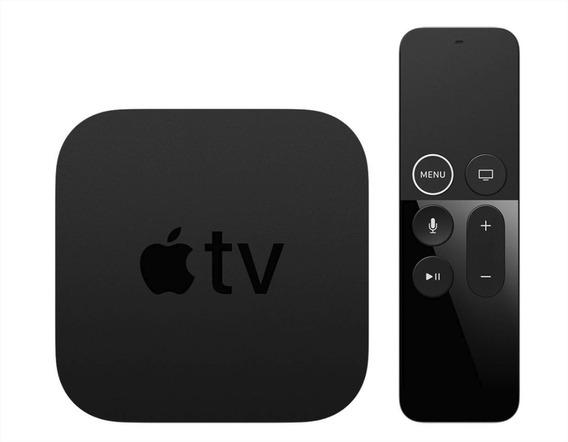 Apple Tv 4k 32gb Lacrado. Pronta Entrega.