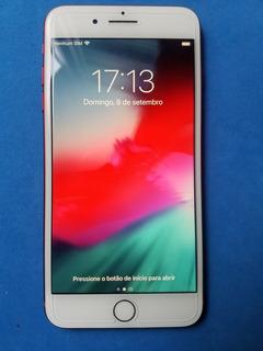 iPhone 7 Plus 128gb Vitrine Product Red Desbloqueado Brinde