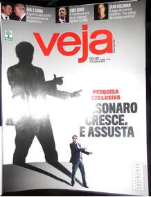 Revista Veja 2593 Bolsonaro Cresce E Assusta 01/08/18
