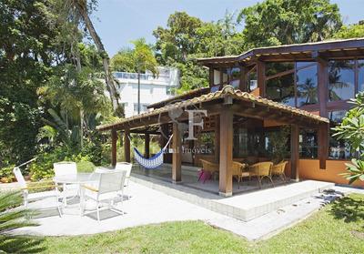 Casa Residencial Para Venda E Locação , Tijucopava, Guarujá - Ca1134. - Ca1134