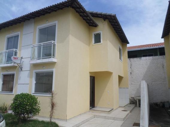 Casa Em Boa Vista, São Gonçalo/rj De 65m² 2 Quartos À Venda Por R$ 140.000,00 - Ca537710