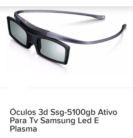 Oculos 3d Samsung Ssg 5100gb