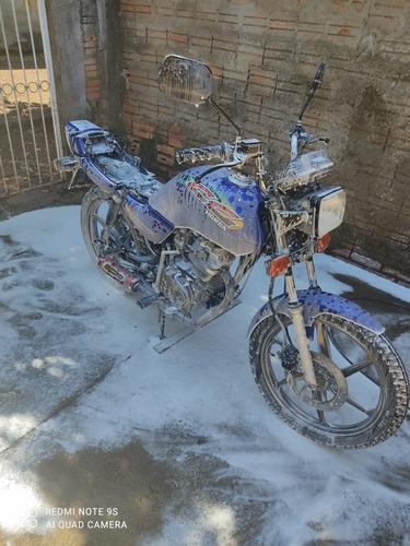 Imagem 1 de 7 de Honda 125
