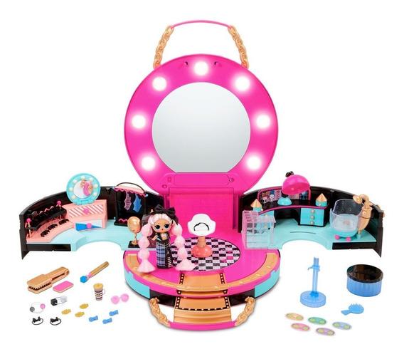Novo Lol Surprise Hair Salon Salão Da Lol Com 50 Surpresas