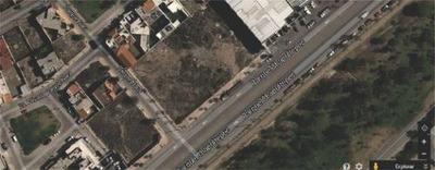Renta De Terreno Comercial En Chapultepec