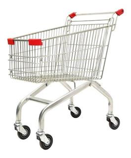 Chango Para Supermercado 50lts
