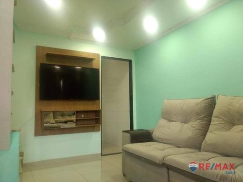 Imagem 1 de 22 de Sobrado À Venda, 82 M² Por R$ 285.000,00 - Jaraguá - São Paulo/sp - So7110