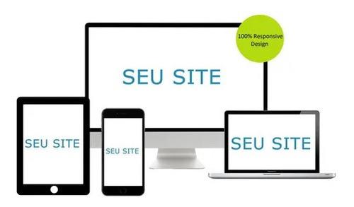 Criação De Site E Loja Virtual E-commerce -site - Web Design