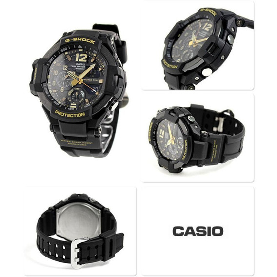 Relógio Casio G-shock Ga1100gb-1adr