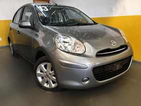 Nissan March Sv 1.6 Completo Flex