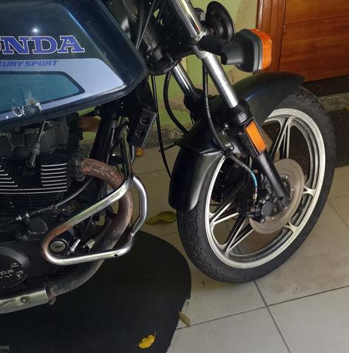 Imagem 1 de 4 de Moto Honda Cb 450 Dx 91