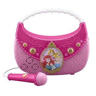 Princesa De Disney Canta Boombox