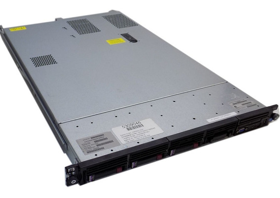 Servidor Hp Dl360 G7 - 2x Xeon X5670 Six-core, 96gb Ram