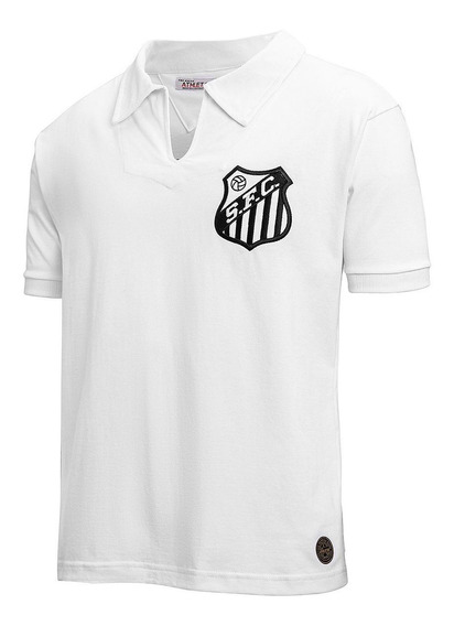 Camisa Santos Retrô 1962 Oficial