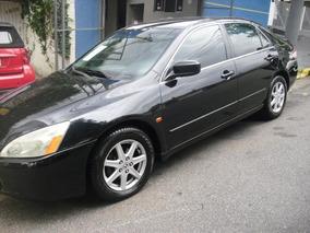 Honda Accord 2.4 Ex 4p 2003 Pneus Novos