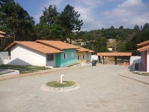 Casa Com 2 Dormitórios À Venda, 55 M² Por R$ 170.000,00 - Bahamas - Vargem Grande Paulista/sp - Ca0527