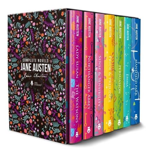 Imagen 1 de 9 de Complete Novels Of Jane Austen