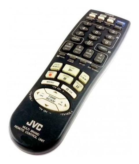Controle Remoto Vcr/tv Jvc