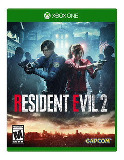 Juegos Xbox One Resident Evil 2