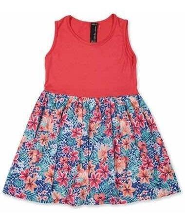 Vestido Modal Y Fibrana