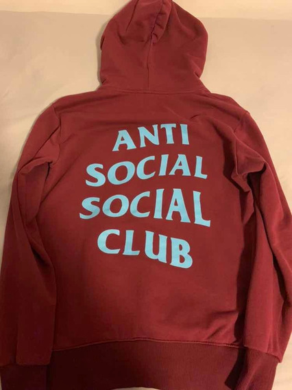 Casaco Anti Social Social Club