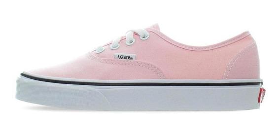 Tenis Vans Authentic - 38emq1c - Rosa - Mujer