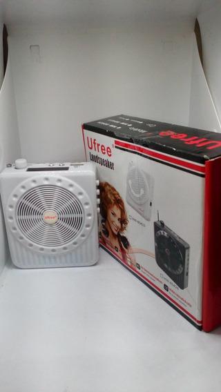 Caixa De Som Ufree Loudspeaker Hw-80426