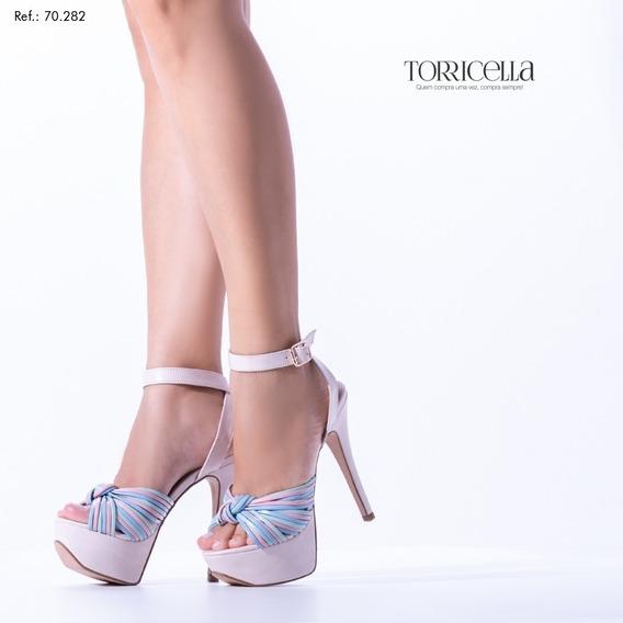 Sapato Sandália Feminina Torricella, Salto 13cm - Promoção
