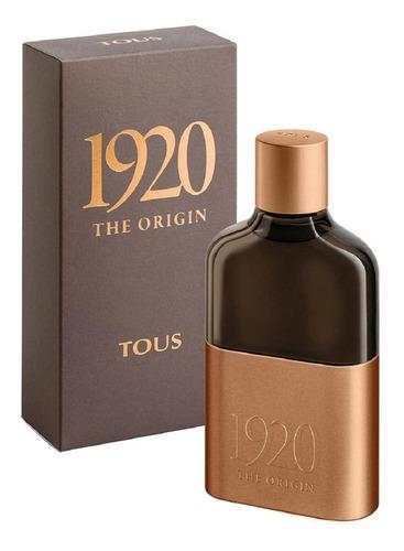 Imagen 1 de 1 de  1920 The Origin Tous  Caballero 100 Ml Eau De Parfum
