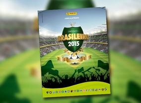 Figurinhas Avulsas Campeonato Brasileiro 2015