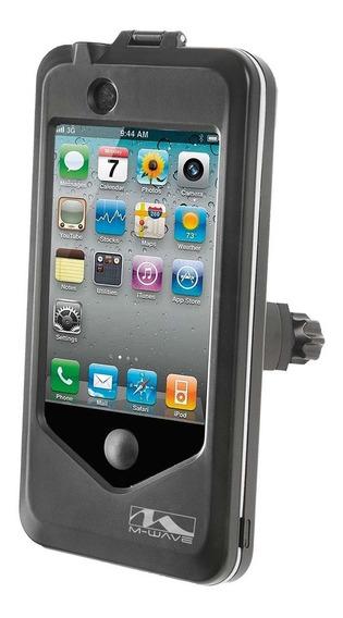 Suporte Celular Bike Moto Gps iPhone 4 4s Horizontal